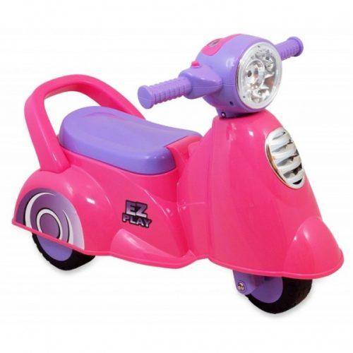 Pojazd dla dzieci skuter Alexis Różowy
