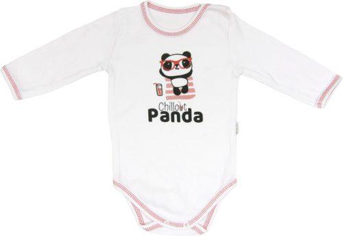 Body długi rękaw Panda Mamatti 68