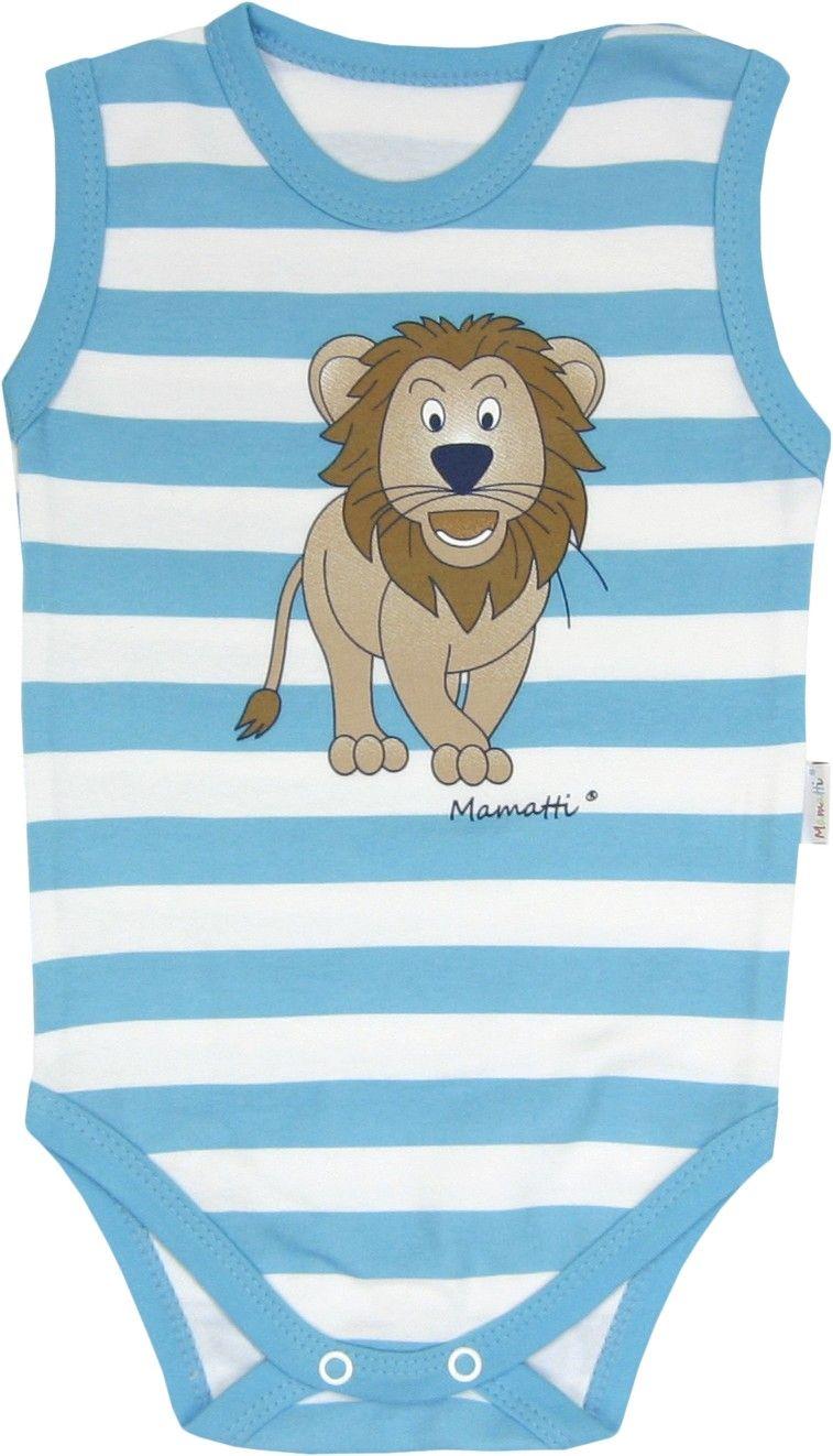 Body ramiączko Lion Mamatti 74