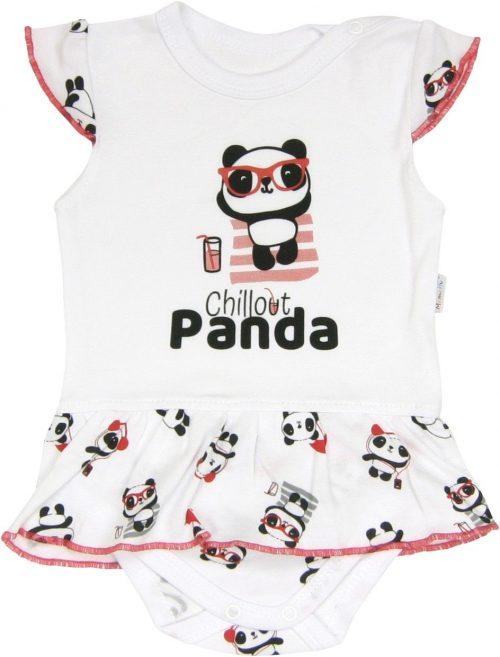 Sukienko body Panda Mamatti sukienka 68
