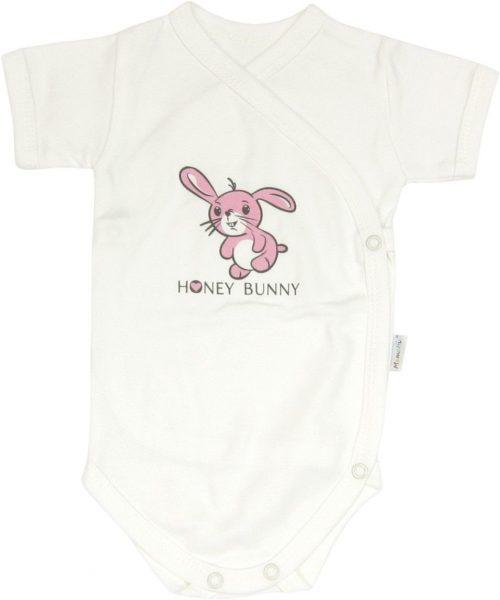 Body krótki rękaw rozpinane Bunny Mamatti62