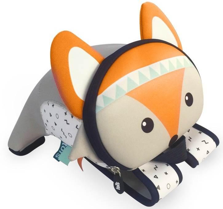 Plecak dla dziecka Toddler Bag plecak ze smyczą Tots lisek