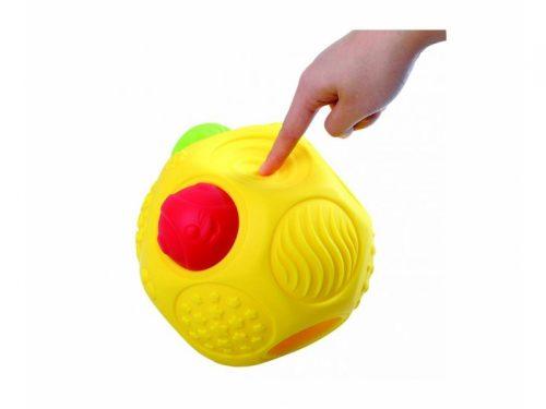 Dumel Discovery Flexi piłka sensory DD21110 - edukacja dla najmłodszych