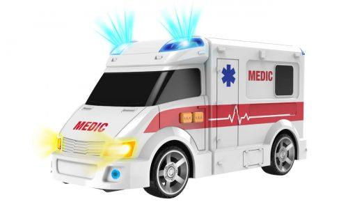 Ambulans miejski karetka ratunkowa Dumel HT66981 38 cm