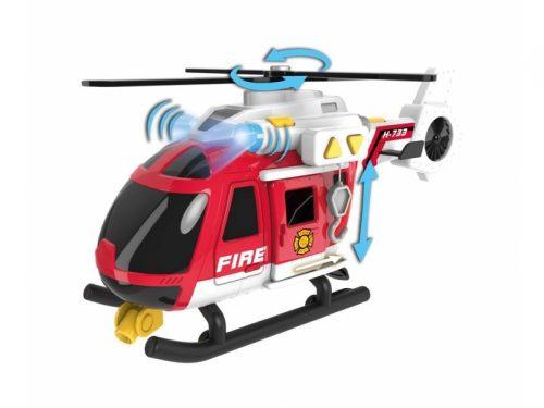 Dumel flota miejska Helikopter strażacki HT63921.