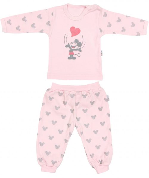 Piżama dla dziecka z długim rękawem Myszka Mamatti 104