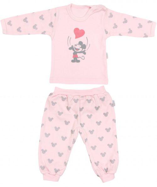 Piżama dla dziecka z długim rękawem Myszka Mamatti 86