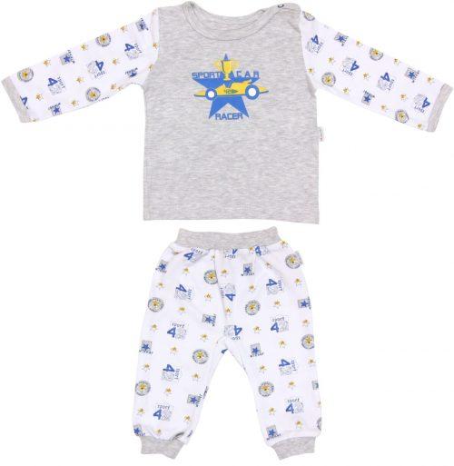 3968170b77a320 Piżama dla dziecka z długim rękawem Myszka Mamatti 92 różowa - Sklep ...
