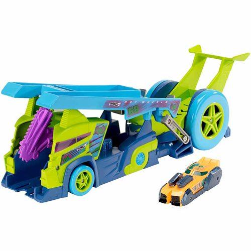 Hot Wheels Automagnesiaki ciężarówka DHY26