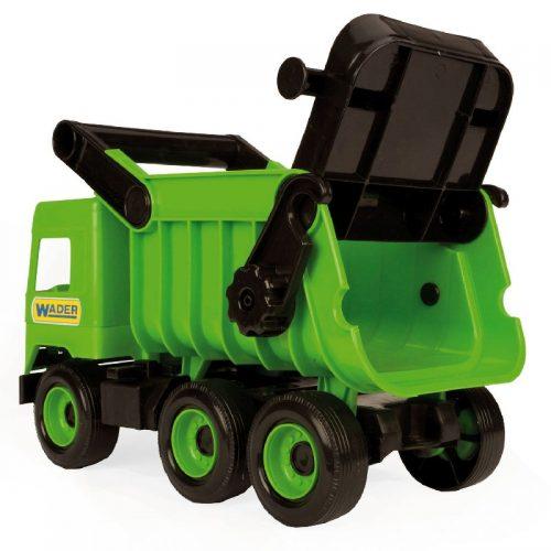 Middle truck  wywrotka zielona  Wader 32101