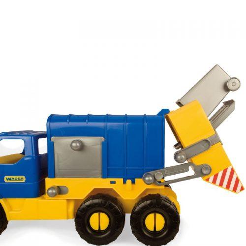 Ciężarówka City Truck Wader 32610 Śmieciarka