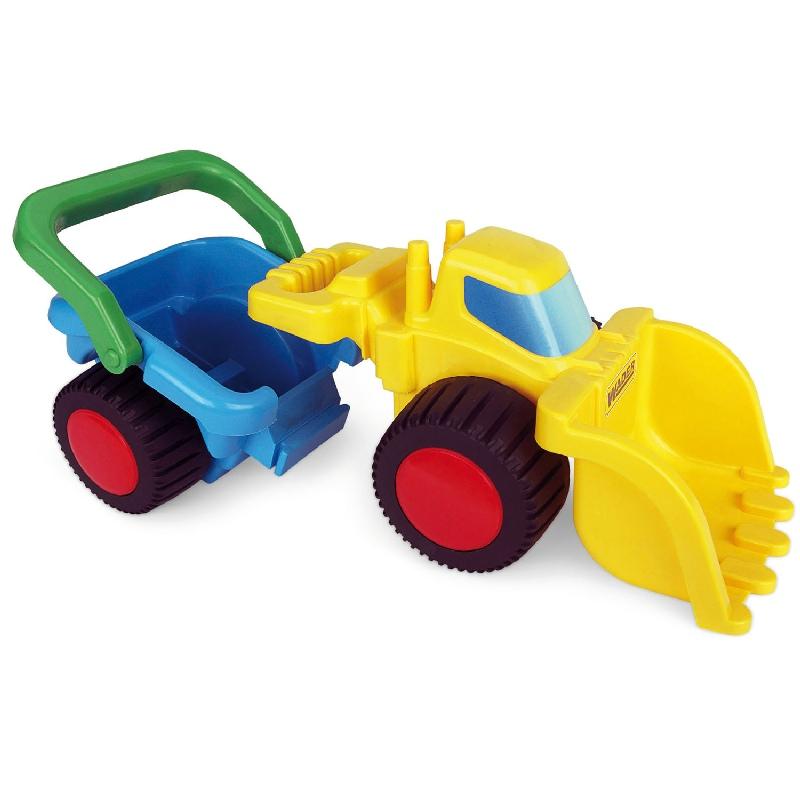 Wader spychacz zabawka dla chłopca 35150