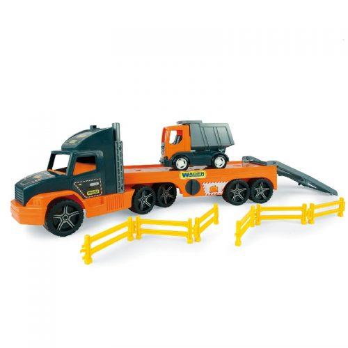 Super Tech Truck Laweta z wywrotką Wader 36710