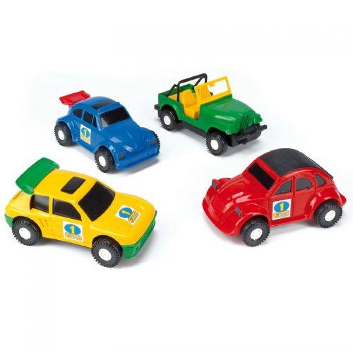 Wader Color Cars - mix kolorów 37082