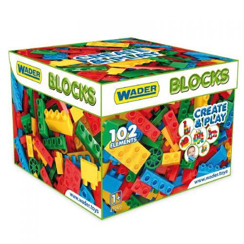 Zestaw klocki Blocks Create & Play 41292 Wader