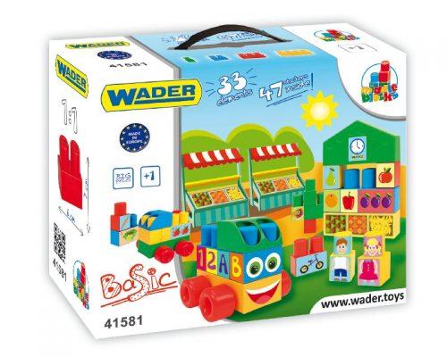 Klocki Middle Blocks - zestaw Basic Wader 41581