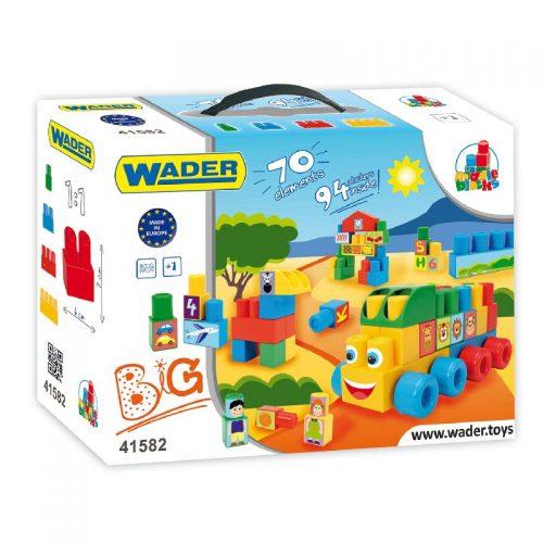 Zestaw klocków konstrukcyjnych Big Wader 41582