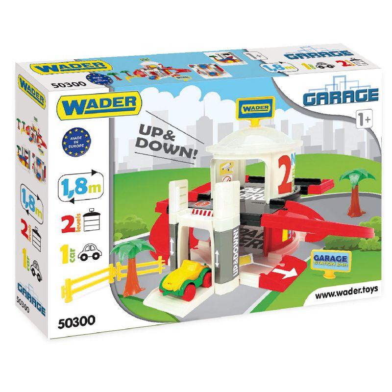 Wader Garaż Z Windą 2 Poziomy 50300 Sklep Internetowy Częstochowa