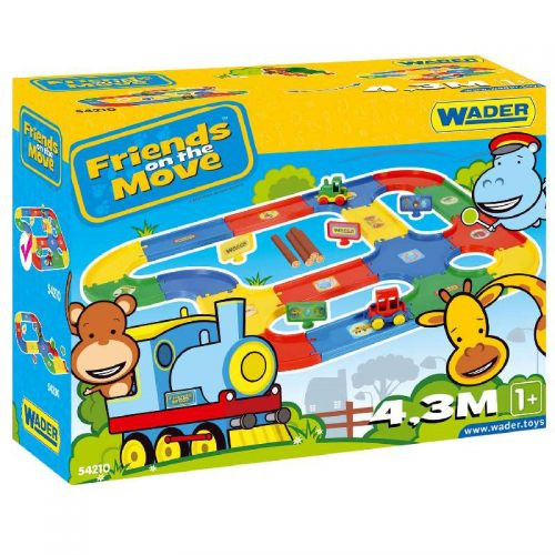 Wader friends on the move trasa 4,3m 54210