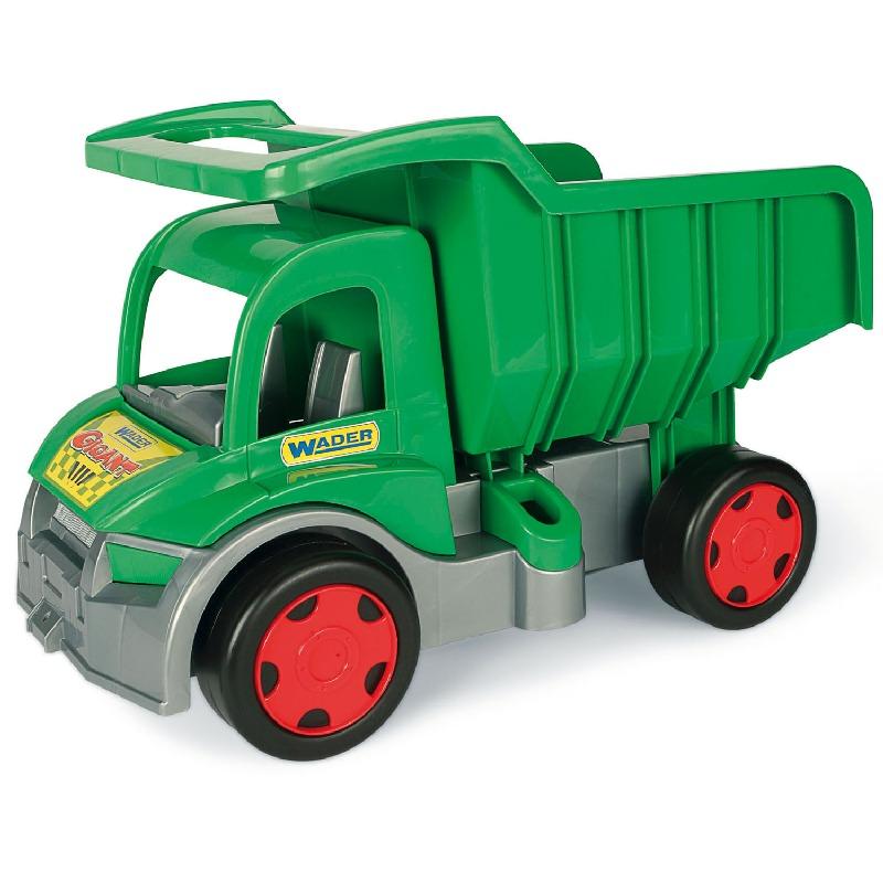 Duża wywrotka dla dziecka farmer Wader Zielona 65015