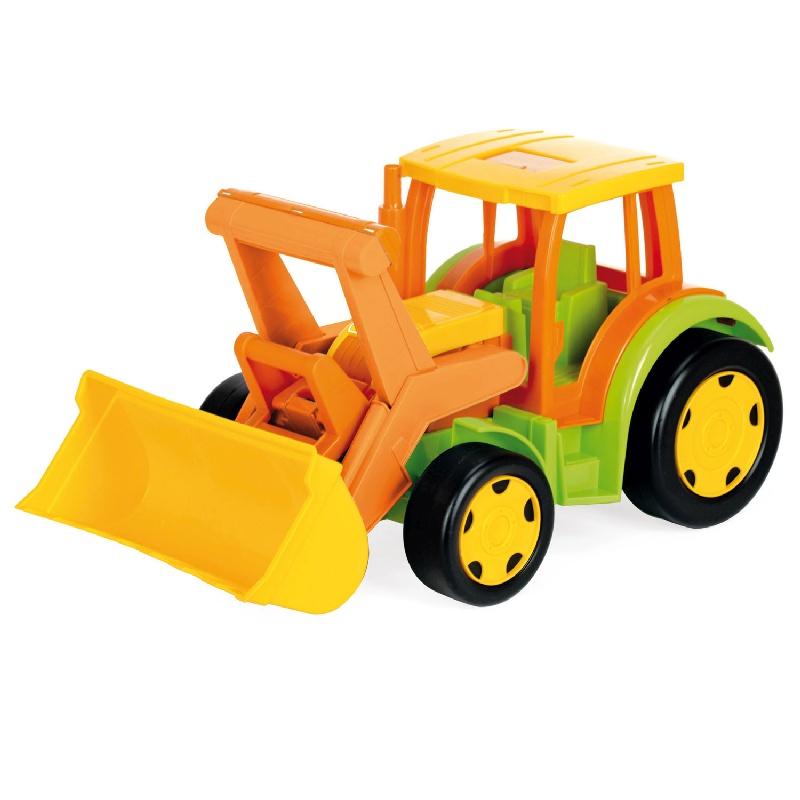 Traktor-spychacz Gigant Wader - wersja letnia - bez kartonu 66005