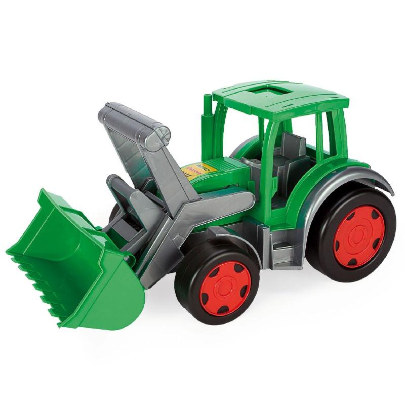 Traktor spychacz farmer Wader 66015