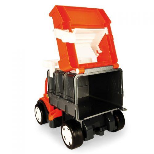 Wader Gigant Śmieciarka 67016 56cm pomarańczowa orange