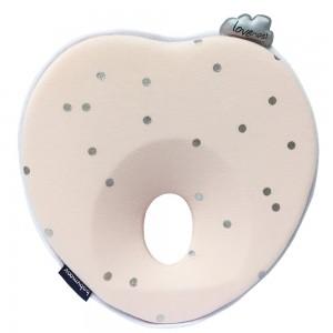 Poduszka korygująca kształt główki noworodka  Babymoov Lovenest Original Pink A050222