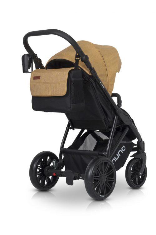 Wózek spacerowy NUNO firmy RIKO