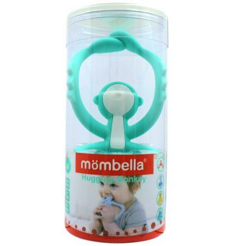 Gryzak Mombella małpka Blue, zielony