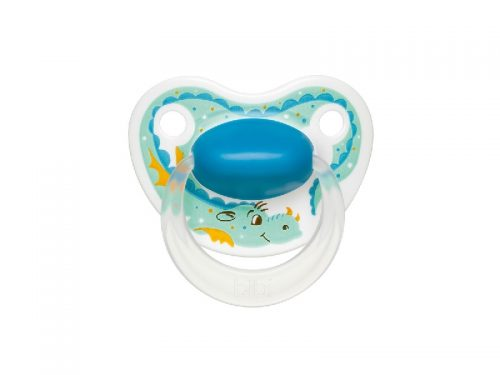 Smoczek uspokajający ortodontyczny Bibi  Star Dust Smok Happiness 06