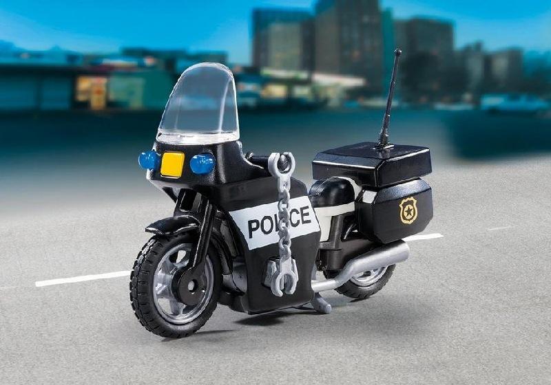 Playmobil skrzynka policja 5648