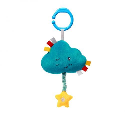 Zawieszka z pozytywką Babyono Lullaby Cloud
