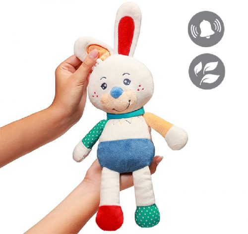 Przytulanka maskotka dla dziecka Rabbit Jerry Babyono