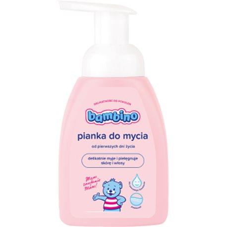 Pianka do mycia rąk Bambino 250ml