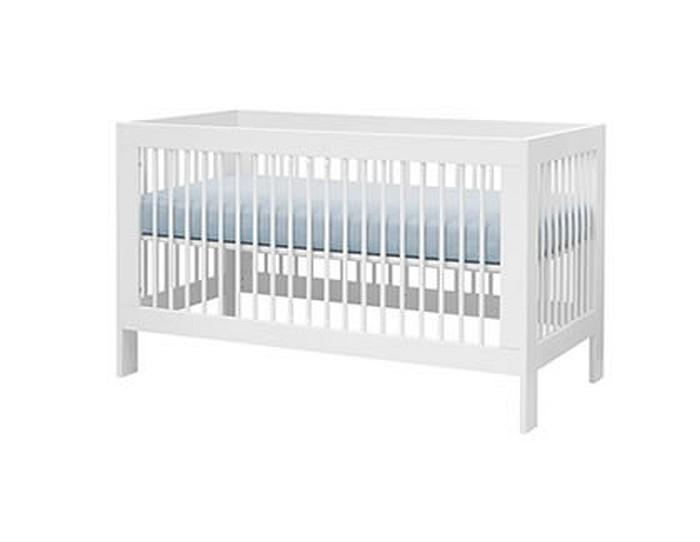 Łóżeczko niemowlęce 140x70 Basic Pinio