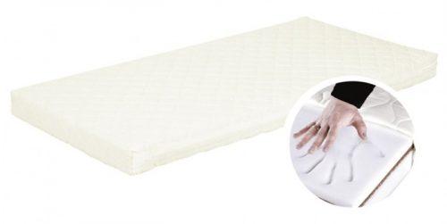 Wysokoelastyczny materac pianka-kokos do łóżeczka 140x70 grubość 9cm Klupś Komfort