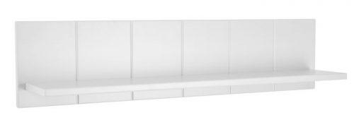 Pinio Calmo MDF półka wisząca Biały