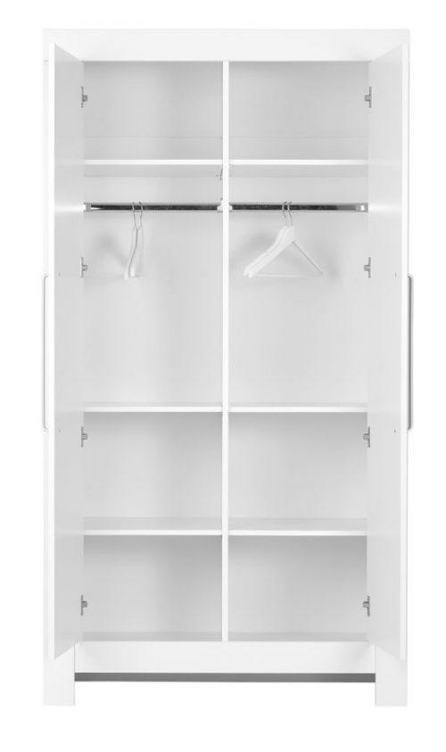 Pinio Calmo MDF dodatkowa półka pasująca do szafy 2-drzwiowej i 3-drzwiowej Biały