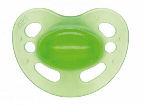 Bibi Smoczek ortodontyczny Happy New Born 0-2 Zielony