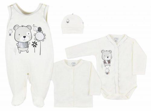Koala baby wyprawka 4 cz.darling 68 Ecru