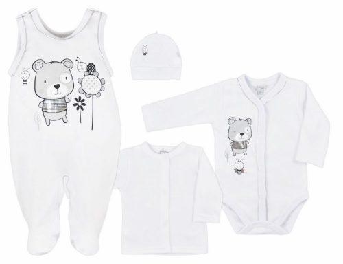 Koala baby wyprawka 4 cz.darling 68 Biały