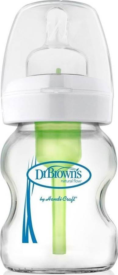 Dr Browns butelka szeroka szyjka 150ml options szklana