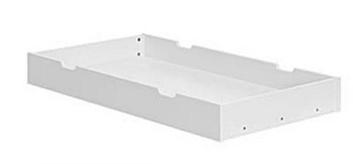 Szuflada do łóżeczka 120x60 cm z kolekcji Snap, Pinio biała