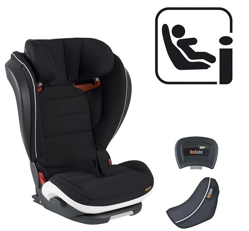 Besafe Izi Flex Fix I-Size 15-36 kg fotelik samochodowy
