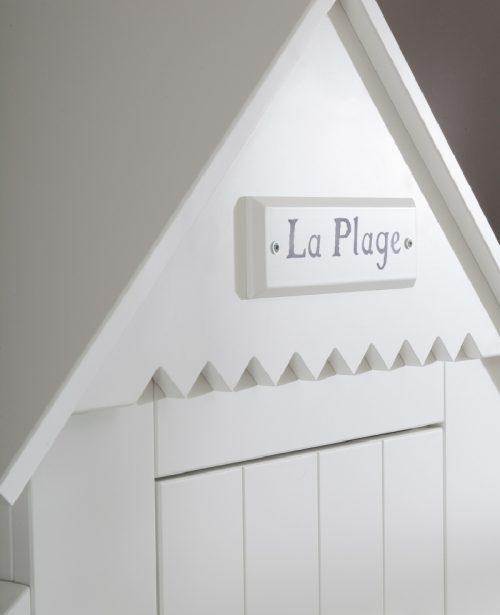 Pinio Szafa 3-drzwiowa MDF kolekcja Marsylia  - biała
