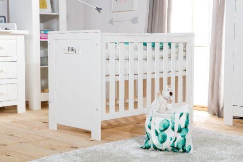 Łóżeczko niemowlęce 120x60 Barcelona Pinio