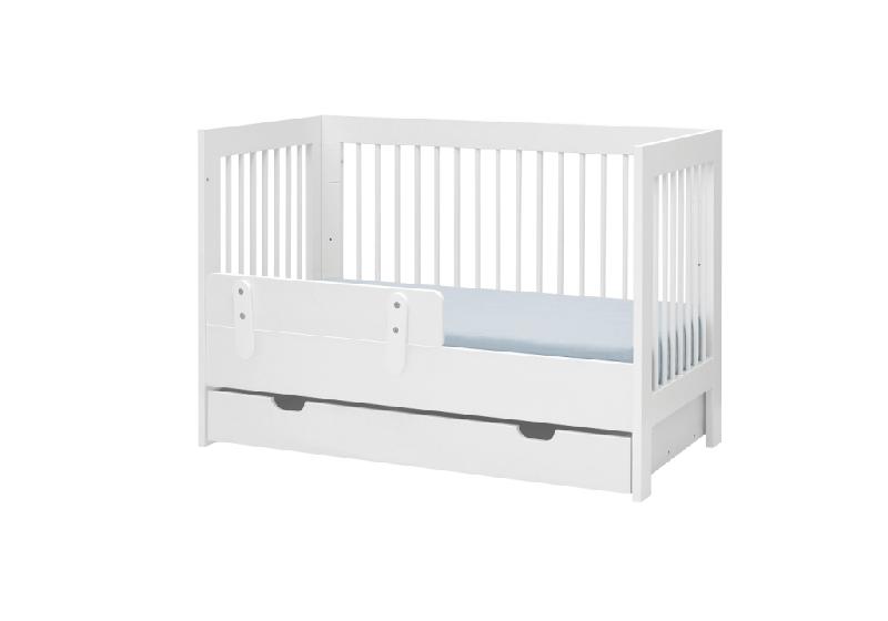 Barierka zabezpieczająca do łóżeczka Pinio z serii Moon i Basic