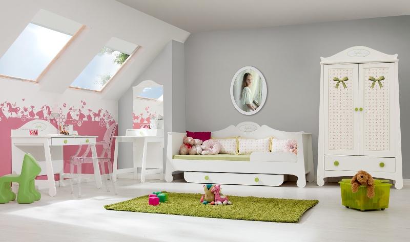 Barierka zabezpieczająca łóżeczko Pinio Parole