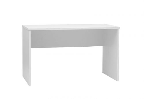 Biurko z kolekcji Snap, Pinio biały